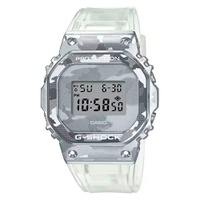 Relogio G-Shock Metal Covered Skeleton Série 5600 - GM-5600S... - MICHELETTI JOIAS