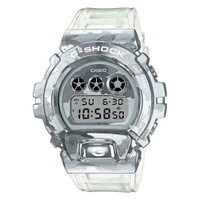 Relogio G-Shock Metal Covered Skeleton Série 6900 - GM-6900S... - MICHELETTI JOIAS