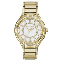 Relógio Michael Kors Feminino Dourado - MK3312-4BN - MICHELETTI JOIAS