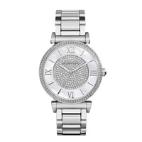Relógio Michael Kors Feminino Pedras - MK3355-1KN - MICHELETTI JOIAS