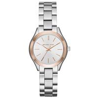 Relógio Michael Kors Feminino Mini Slim Runway - MK3514-1KN - MICHELETTI JOIAS
