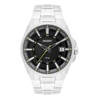 Relógio Orient Masculino Preto com Verde - MBSS1313 - MICHELETTI JOIAS