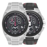 Relogio Orient Masculino Speed Tech Troca Pulseira - MTFTC00 - MICHELETTI JOIAS