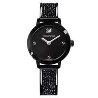 Relógio Swarovski Feminino Cosmic Rock Preto - 5376071 - MICHELETTI JOIAS