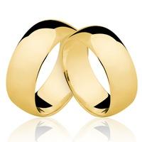 Alianças de Ouro 18k/750 AL73 - NATALIA JOIAS