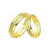 Alianças de Ouro 18k/750 AE24 - NATALIA JOIAS