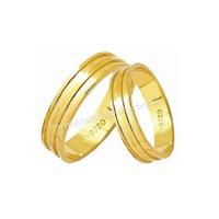 Alianças de Ouro 18k/750 AE70 - NATALIA JOIAS