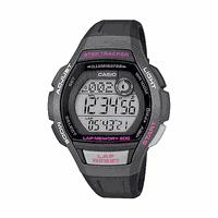 Relógio Casio Digital Step Tracker Rosa - LWS-2000H-1AVDF - MICHELETTI JOIAS