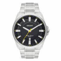 Relógio Orient Masculino Neo Sport Preto com Amarelo MBSS135... - MICHELETTI JOIAS