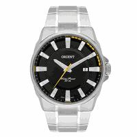 Relógio Orient Masculino Neo Sport Preto com Amarelo MBSS136... - MICHELETTI JOIAS