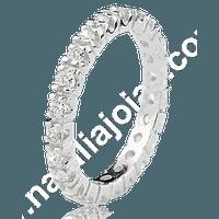Anel de Prata 925 com pedra AN26 - NATALIA JOIAS