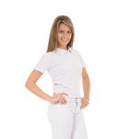 236 - Blusa Feminina Polo cor Branca