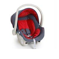 Bebê Conforto Galzerano Cocoon Jeans/Vermelho - Dispositivo de Retenção Até 13kg Copia