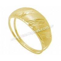 Anel de Ouro 18k/750 AN64