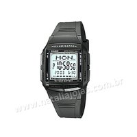 Relogio CASIO Masculino Data Bank DB36