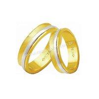 Alianças de Ouro 18k/750 AE172