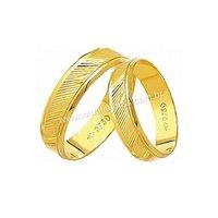 Alianças de Ouro 18k/750 AE132