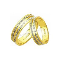 Alianças de Ouro 18k/750 AE22