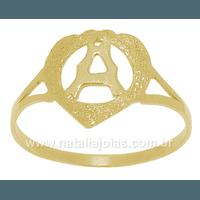 Anel de Ouro 18k/750 Infantil ANIO07