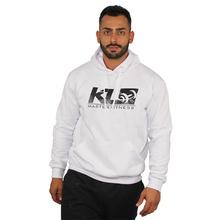 Moletom Branco KL Master Fitness - KLMASTERFITNESS
