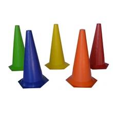 Kit 20 Cones Lisos 50 Cm Para treino Funcional de ... - KLMASTERFITNESS