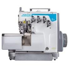 Máquina de Costura Industrial Overlock Jack Jk-E3-... - MaqFróes