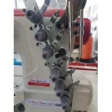 Máquina Galoneira Industrial plana 4 Agulhas Funde... - MaqFróes