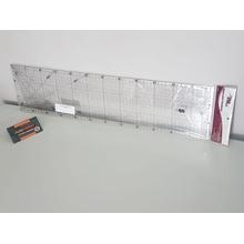 Régua Patchwork Artmak 15x60cm - MaqFróes