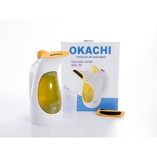 Vaporizador Portátil SWS-198 Amarelo 110v Okachi - MaqFróes