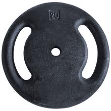 Anilha Pintada para Musculação 20 Kg - KLMASTERFITNESS