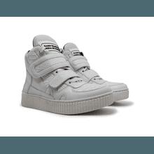 Tênis Sneaker Treino e Dança Branco Cobra - KLMASTERFITNESS