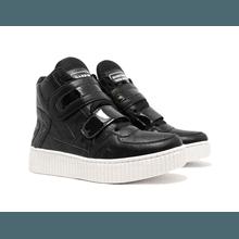 Tênis Sneaker Treino e Dança Preto - KLMASTERFITNESS