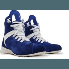 Sneaker Cano Alto De Treino Azul Bic - KLMASTERFITNESS