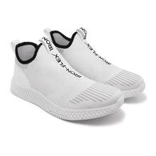 Tênis de Corrida Branco Iron Flex - KLMASTERFITNESS