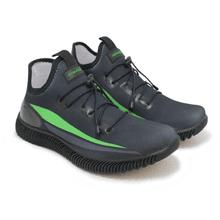 Tênis de Corrida Verde Neon Iron Flex - KLMASTERFITNESS