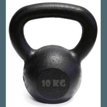Kettlebell Pintado 10 Kg Crossfit Treinamento Func... - KLMASTERFITNESS