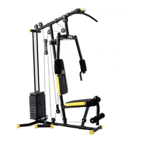 Estação de Musculação Kikos Gx Supreme Black - KLMASTERFITNESS