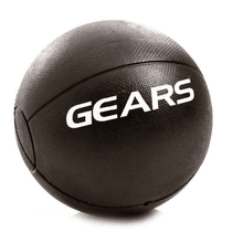 Medicine Ball 2Kg Bola de Peso Gears - KLMASTERFITNESS