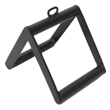 Puxador Triângulo De Academia Musculação Reforçado... - KLMASTERFITNESS