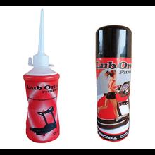 Combo Silicone Lubrificante Esteira 300 ML + Spray... - KLMASTERFITNESS