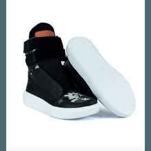 Tênis Bota Treino Sneaker Feminino Fitness Preto C... - KLMASTERFITNESS