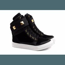 Tênis Bota Treino Sneaker Feminino Fitness Academ... - KLMASTERFITNESS