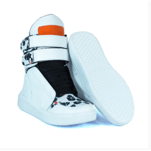 Tênis Bota Treino Sneaker Feminino Fitness Branco ... - KLMASTERFITNESS
