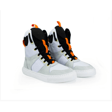 Tênis Bota Treino Sneaker Feminino Fitness Branco - KLMASTERFITNESS