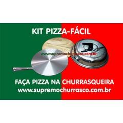 Kit Pizza - Fácil - SUPREMO CHURRASCO A MAIS COMPLETA LOJA DE ACESSÓRIOS DE CHURRASCO