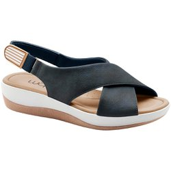 Sandália Ortopédica - Azul - MA832002PT - Pé Relax Sapatos Confortáveis