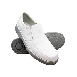Sapato Confortável Masculino - Branco - FB606BR - Pé Relax Sapatos Confortáveis
