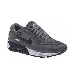 separation shoes d48d8 3ca07 Nike Air Max 90 Unissex - Todo Cinza - 90011