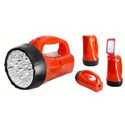 Lanterna Recarregável Albatroz - 5009
