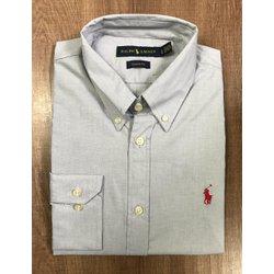 bf755c5fd2af0 Camisa Manga Longa Ralph Lauren - CMDD12